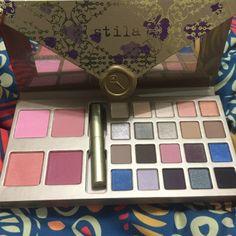 Stila Palette Never used Stila Makeup Eyeshadow