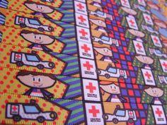 Pulseras de listón impresas a todo color con la técnica de sublimación textil. Pedidos a ventas@pulserasmagisa.com