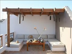 roof terrace inspiration (riad marrakech)