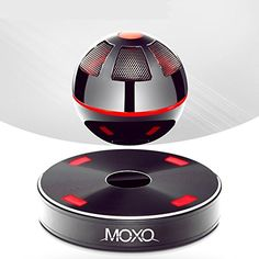 Speaker of the Week: MOXO X-1 Portable Wireless Bluetooth Floating Levitating Maglev Speaker