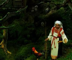 In Slavic and some Balkan folklore, there are many stories of Baba Yaga, the fearsome one, the one so powerful she see's the hideousness in others, and this makes it far too intense to look upon her. And she has a nature to match this power, which is closest to mother earth. She is also known to devours Demons with her iron teeth as a Black Shaman and the shadows of others. You see, Religion reversed everything she was, she was one whoBaba Jaga, the Black Shaman   Elder Mountain Artist…