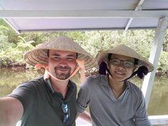 Bootsfahrt am Cuacan River #taipan_Vietnam #vietnam #phuquoc