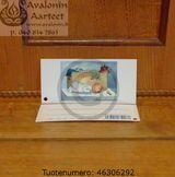 Minna Immonen gift card: baby boy / Minna Immosen pakettikortti: poikavauva Baby Cards, Baby Boy, Frame, Artist, Gifts, Artists, Favors, Frames, Presents