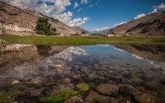 Holy lake of Sani