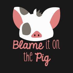 Shop Blame it on the Pig moana t-shirts designed by WereAllMadBoutique as well as other moana merchandise at TeePublic. Disney Vacation Shirts, Family Vacation Shirts, Disney Shirts For Family, Disney Family, Disney Vacations, Disney Trips, Disney Dream Cruise, Disney World Trip, Old Shirts