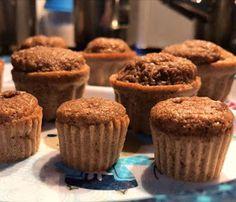 Mamã Paleo: Muffins de Alfarroba ou Cacau