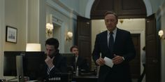 Dell monitor in HOUSE OF CARDS: CHAPTER 6 (2013) @dell