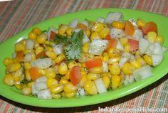 Sweet Corn sala Recipe in Hindi -  स्वीट कॉर्न Recipe Padhne ke liye click karein… Continue reading