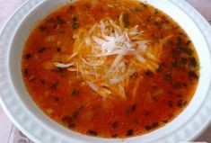 Salsa, Food And Drink, Eat, Ethnic Recipes, Soups, Soup, Salsa Music