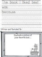 First Grade and Fancy Free: Common Core Writing