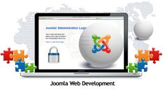 Full packed CMS Joomla system offers you diverse scope of web development