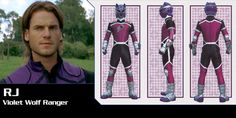 Extra Ranger/ Master: RJ - Jungle Fury