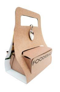Foodiebag 2  van VerdraaidGoed!