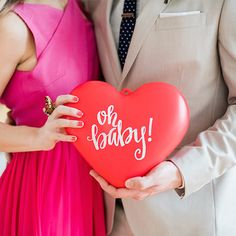 You'll Totally Fall in Love With This Valentine's Day Pregnancy Announcement