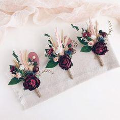 Men/'s Gift Pivoine Lapel Fleur Boutonnière Bâton Broche Pin Tuxedo Corsage décor