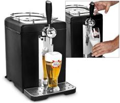 Beer Keg Chiller and Dispenser