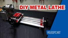 Kendin Yap Hassas Metal Torna Tezgahı   Bölüm 1   Ana Gövdenin Yapımı ve...