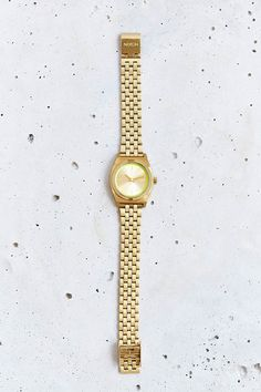 Nixon Small Time Teller Watch - Urban Outfitters