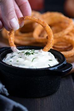 The Ultimate Crispy Baked Gluten Free Onion Rings Onion Recipes, Baking Recipes, Salad Recipes, Cake Recipes, Homemade Onion Rings, Baked Onion Rings, Gluten Free Onion Rings, Baked Onions, Food Truck Business