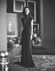 photographed by chai lizeng & styled by wang hao for harper's bazaar china - dustjacket attic: editorials
