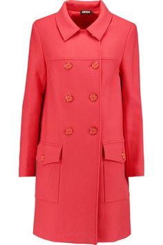 DKNY Wool Coat. #dkny #cloth #coat