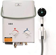 Eccotemp L5 Portable Tankless Water Heater Shower - - Amazon.com