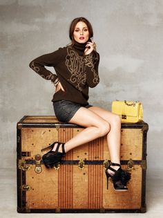 THE OLIVIA PALERMO LOOKBOOK: Olivia Palermo Talks Style & Life As the Most Stylish Woman in NYC in the NY Post .