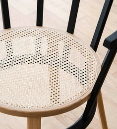 drill design offset windsor chair designboom