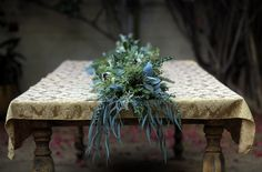 For millennia, garlands created from intertwined foliage, flowers and fruit stems have symbolized home, hearth -- and hospitality.