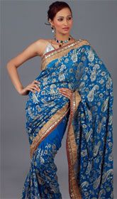 Saree in Beautiful Colors and Design