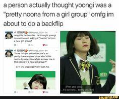 Yoonji gets them all xD