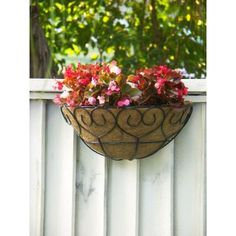 30 Best Wall Planters Images Window Boxes Gardens Wrought Iron