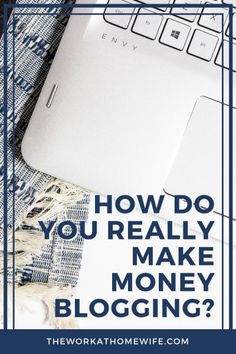 Start a blog to find it's only costing you money? If you're feeling stuck and wondering how you really make money blogging, I'm here to help. #blogging #makemoneyblogging #howtoblog Earn Money From Home, Make Money Blogging, Way To Make Money, Blog Layout, Blog Topics, Feeling Stuck, Do You Really, Blog Writing, How To Start A Blog