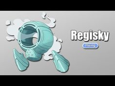 Regi of Every Type (Pokémon) Pokemon People, Type Pokemon, Cool Pokemon, Pokemon Go, Groudon Pokemon, Light In The Dark, Creatures, Deviantart, Gabriel