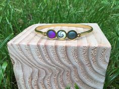 Polymer clay, gold, premo, fimo, cernit Polymer Clay, Bangles, Turquoise, Metal, Rings, Gold, Jewelry, Fimo, Bracelets