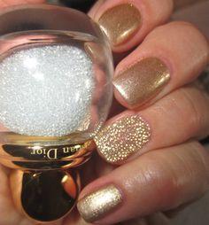 GOLDEN WINTER COLLECTION Dior Make up - IL NATALE 2013 FIRMATO DIOR