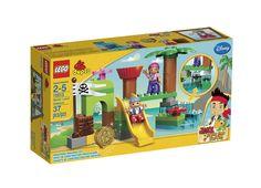 Amazon.com: LEGO 10513 Never Land Hideout: Toys & Games