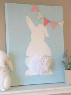 Hop to It! 37 Easy Crafts to Make This Easter
