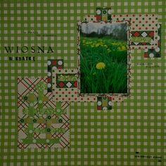 Spring layout by Katrina. Paper: A Time4Joy #6