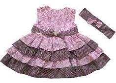 vestidos para bebe - Pesquisa Google