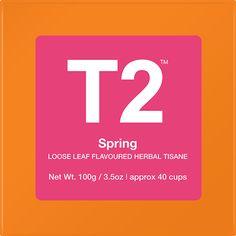 Tea || Spring- Herbal Tisane w/ Lemon Trees