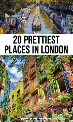 20 Hidden Gems In London Not To Miss - - Looking for hidden gems in London? Here I have listed 20 of my favorite hidden gems in London that I think will enhance your London visit! London Map, London Places, London Travel, Top Travel Destinations, Europe Travel Tips, Places To Travel, Travel Packing, Travel Guide, Vintage London