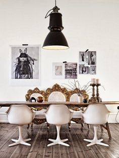 Eclectic spaces - Marie Olsson Nylander | Daily Dream Decor | Bloglovin'