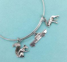 MODREN n TRENDY:Moose & Squirrel Dean & Sam Crowly Impala Supernatural Bracelet | eBay