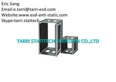 SMT ESD Storage PCB Commercial Magazine Racks 3mm Depth 130ºC