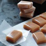 Orange expression cream caramel