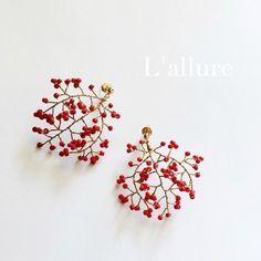 Wire Jewelry Earrings, Diy Jewelry Rings, Wire Jewelry Designs, Handmade Wire Jewelry, Earrings Handmade, Beaded Jewelry, Handmade Crafts, Crochet Accessories, Handmade Accessories