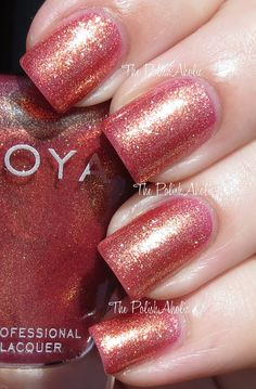 Zoya Summer 2013 Irresistible Collection Swatches // Tinsley