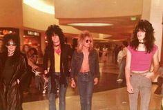 Motley Crue 1981