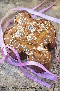 Colomba di Pasqua (Italian Easter cake)